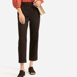Everlane, black jeans size 8